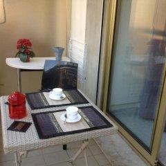 Отель L'Azur Promenade балкон