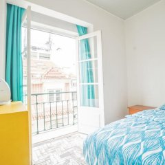 Vistas de Lisboa Hostel Стандартный номер с различными типами кроватей фото 6