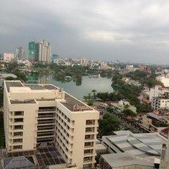 Отель Crescat Residencies Apartments Шри-Ланка, Коломбо - отзывы, цены и фото номеров - забронировать отель Crescat Residencies Apartments онлайн пляж фото 2