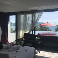 Sky Lantern Hotel комната для гостей фото 4