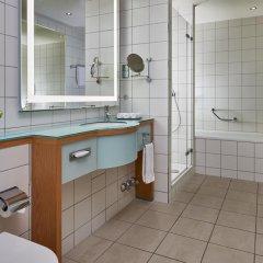 Отель Hilton Cologne 4* Стандартный номер разные типы кроватей фото 7