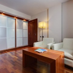 Отель Acevi Villarroel 4* Полулюкс с двуспальной кроватью фото 5