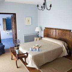 Отель Posada Real Del Pinar Посаль-де-Гальинас комната для гостей фото 2