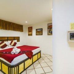 Rich Resort Beachside Hotel 2* Стандартный номер с различными типами кроватей фото 6