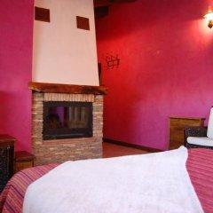 Отель La Carretería 3* Люкс с различными типами кроватей фото 5
