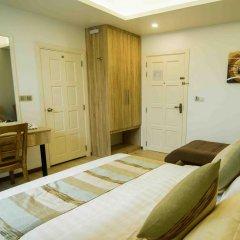 Отель Coconut Tree Hulhuvilla Beach Мале комната для гостей фото 4