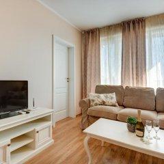 Отель Aparthotel Dawn Park Болгария, Солнечный берег - отзывы, цены и фото номеров - забронировать отель Aparthotel Dawn Park онлайн комната для гостей фото 3