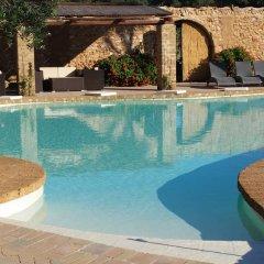 Отель Masseria Alcaini Лечче бассейн фото 2