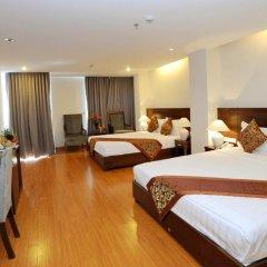 Hanoi Golden Hotel 3* Семейный люкс с двуспальной кроватью