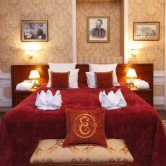 Гостиница Екатерина 4* Улучшенный номер с различными типами кроватей фото 4
