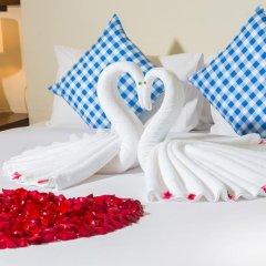 Отель Lamai Wanta Beach Resort 3* Номер Делюкс с различными типами кроватей фото 5