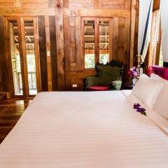Отель Burasari Heritage Luang Prabang 4* Номер Делюкс с двуспальной кроватью фото 25