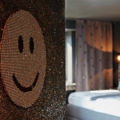 Отель friends Düsseldorf Downtown Германия, Дюссельдорф - 1 отзыв об отеле, цены и фото номеров - забронировать отель friends Düsseldorf Downtown онлайн комната для гостей фото 2