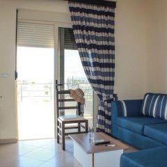 Отель Studios Villa Sonia Люкс с различными типами кроватей фото 8