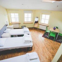 Hostel Jamaika Кровать в женском общем номере с двухъярусной кроватью