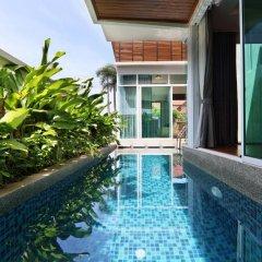 Отель Villa Alia бассейн фото 2