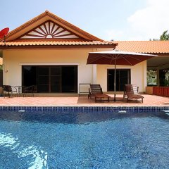 Отель PHUKET CLEANSE - Fitness & Health Retreat in Thailand Стандартный номер с двуспальной кроватью фото 9