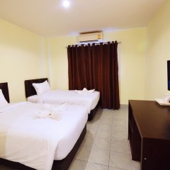 Paripas Express Hotel Patong 3* Стандартный номер с 2 отдельными кроватями фото 2