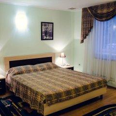 Hotel Olimpiya 3* Улучшенный номер с двуспальной кроватью