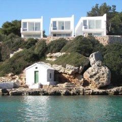Отель Villa Cel Испания, Кала-эн-Бланес - отзывы, цены и фото номеров - забронировать отель Villa Cel онлайн пляж фото 2