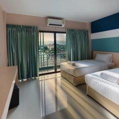 Отель JJ Residence Phuket Town 3* Номер Делюкс с различными типами кроватей фото 3