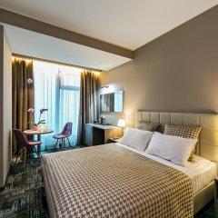 Мини-Отель Панорама Сити комната для гостей фото 2