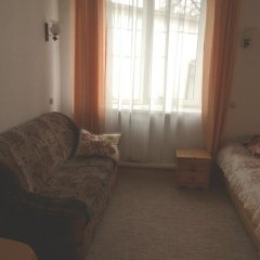 Мини-Отель Неман Дом Дружбы Номер Комфорт двуспальная кровать фото 7