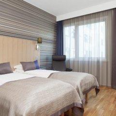 Отель Scandic Sjølyst 3* Стандартный номер с различными типами кроватей фото 9