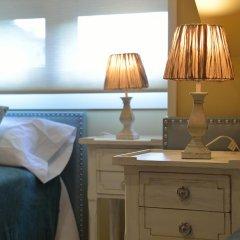 Отель Exclusivo Chalet en Isla de la Toja комната для гостей фото 5