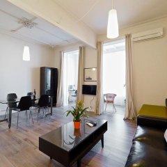 Апартаменты Barcelonaforrent The New Central Apartment Барселона комната для гостей фото 4