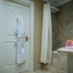 Гостиница Астраханская Стандартный номер с 2 отдельными кроватями фото 12