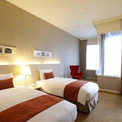 Hotel Riverview Taipei 4* Стандартный номер с различными типами кроватей фото 2