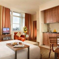 Отель Citadines Saint-Germain-des-Prés Paris 3* Студия с различными типами кроватей фото 6