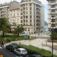 Hotel Zaragoza Plaza парковка