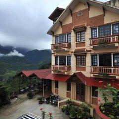 Sapa Eden Hotel 2* Улучшенный номер с различными типами кроватей фото 4