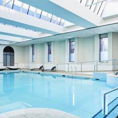 Glasgow Marriott Hotel Глазго бассейн