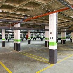 Отель Compostela Suites парковка
