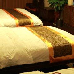 Palace Hotel Forbidden City 3* Семейный номер Делюкс с двуспальной кроватью фото 4