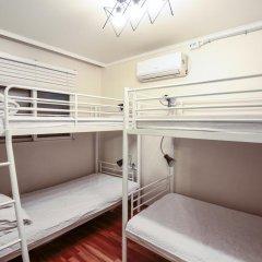 Отель Aroha Guest House 2* Кровать в общем номере с двухъярусной кроватью фото 2