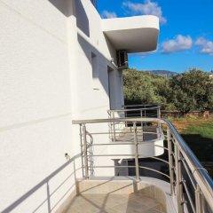 Отель Flats Myzo Malka Албания, Ксамил - отзывы, цены и фото номеров - забронировать отель Flats Myzo Malka онлайн балкон
