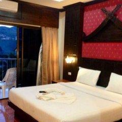 Отель SK Residence 3* Улучшенный номер с различными типами кроватей фото 9