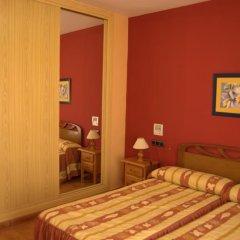 Hotel Quentar 2* Стандартный номер разные типы кроватей фото 23