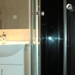 Tisza Corner Hotel ванная