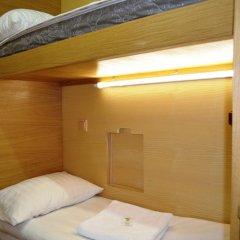 Гостиница Antihostel Forrest Стандартный номер разные типы кроватей фото 9