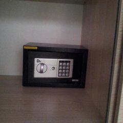 Отель Willa Plażowa сейф в номере