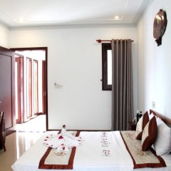 Отель Trust Homestay Villa 2* Улучшенный номер с двуспальной кроватью фото 10