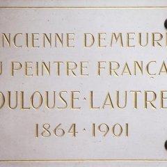 Отель Lautrec Opera спа