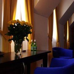 Hotel Palazzo Rosso 3* Номер Делюкс с различными типами кроватей фото 5