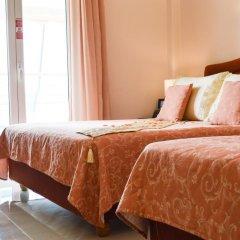 Отель Acqua Marina Nautilus Греция, Эгина - отзывы, цены и фото номеров - забронировать отель Acqua Marina Nautilus онлайн комната для гостей фото 5