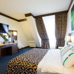 Президент Отель 4* Номер Комфорт с различными типами кроватей фото 10